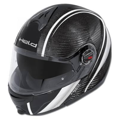 Held Helm CT-1200, schwarz-weiß