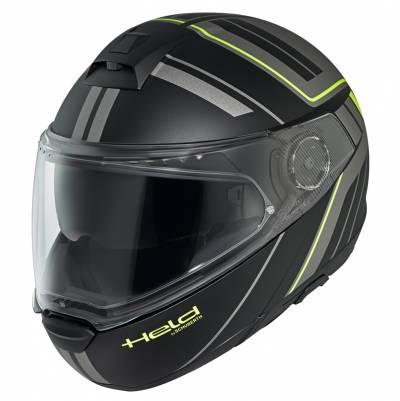 Held Helm H-C4 Tour by Schuberth, schwarz-neongelb
