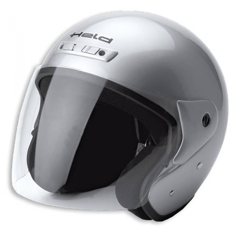 Held Helm Heros, silber