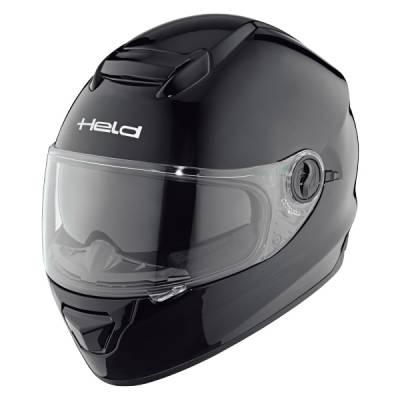 Held Helm Katana, schwarz