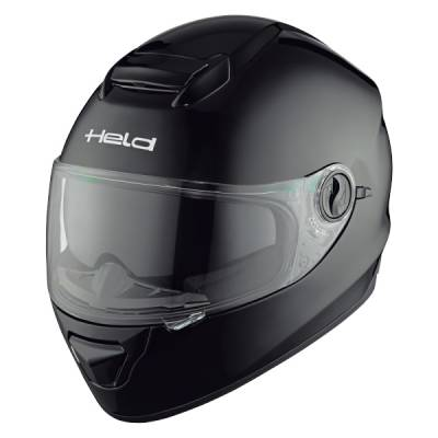 Held Helm Katana, schwarz-matt