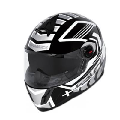 Held Helm Scard, schwarz-weiß