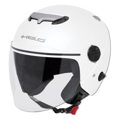Held Helm Top Spot, weiß