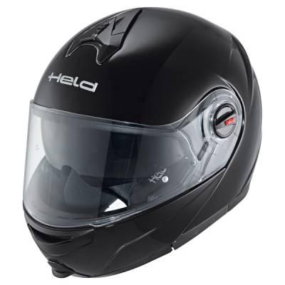 Held Helm Turismo, schwarz