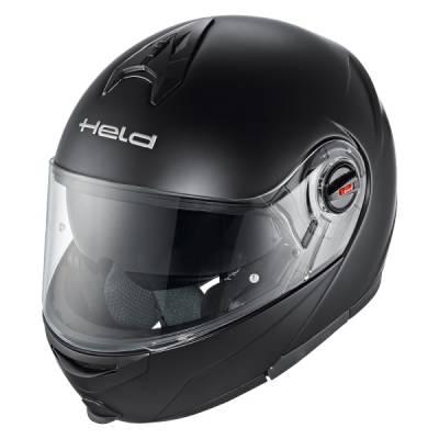 Held Helm Turismo, schwarz-matt