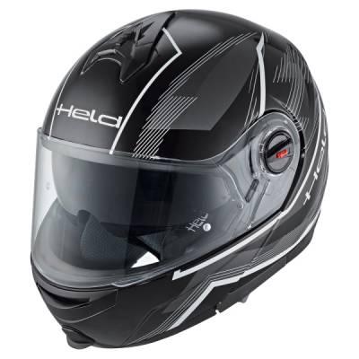 Held Helm Turismo, schwarz-weiß