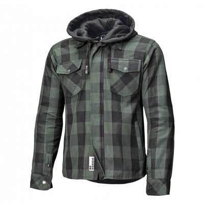 Held Hemd Lumberjack II, schwarz-grün