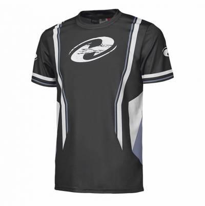 Held Herren Funktions-Shirt Active, schwarz-weiß