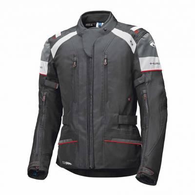 Held Herren Textiljacke Tivola ST GTX, schwarz-weiß