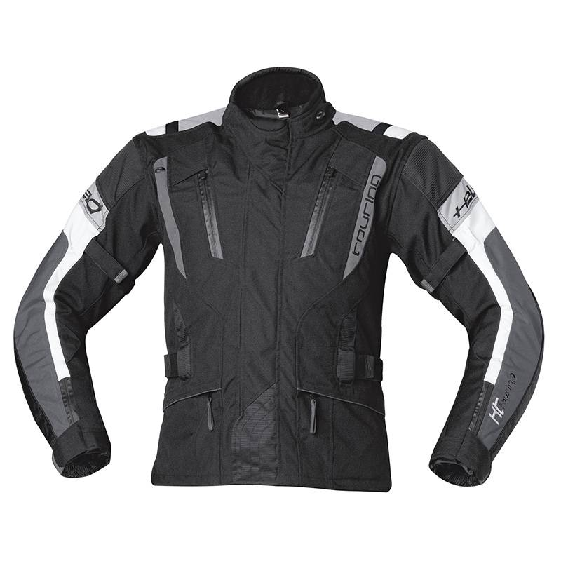 Held Jacke 4-Touring, schwarz-grau