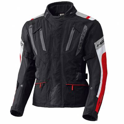Held Jacke 4-Touring, schwarz-rot