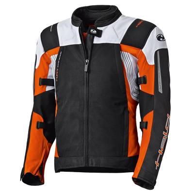 Held Jacke Antaris, schwarz-orange