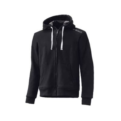 Held Jacke Hoody Tirano Light, schwarz