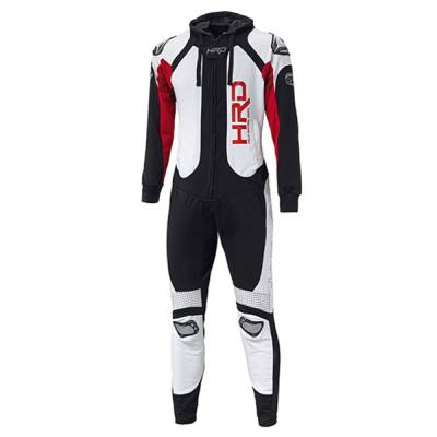 Held Jumpsuit Slade Kids, schwarz-rot