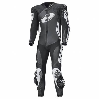 Held Lederkombi - Full-Speed APS, schwarz-weiß