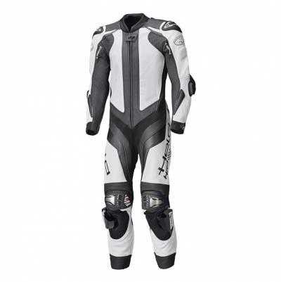 Held Lederkombi - Race-Evo II, weiß-schwarz