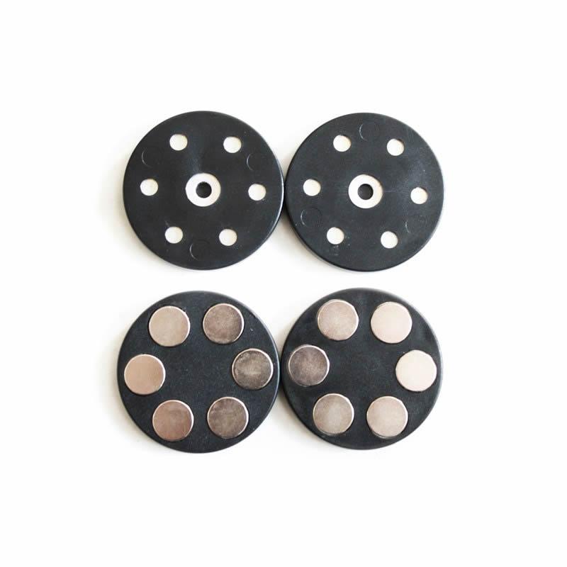 Held Magnete 4 Stück für Vanero / Tenda