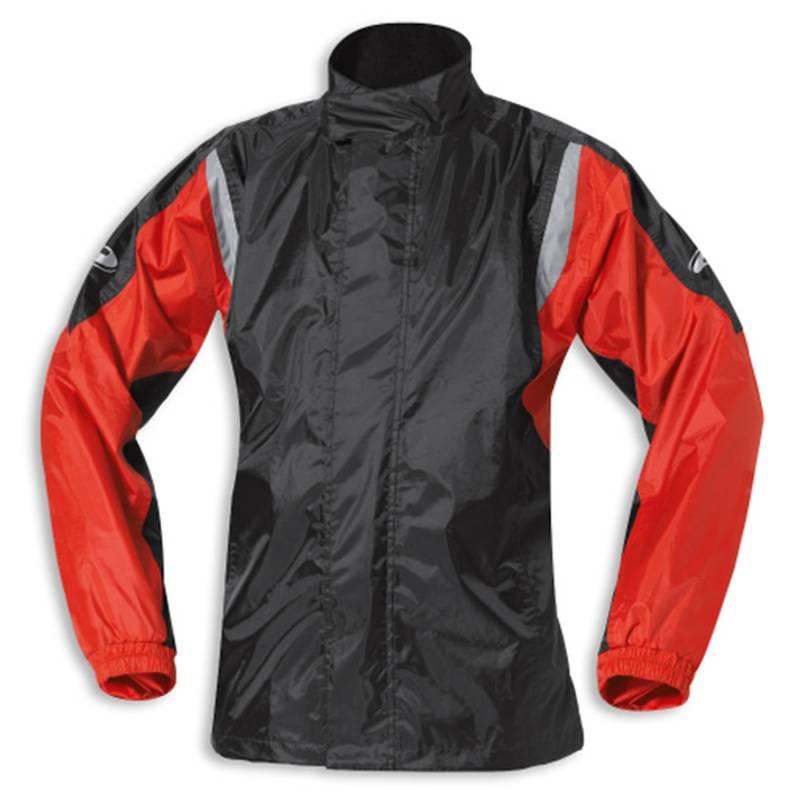 Held Regenjacke Mistral 2, schwarz-rot