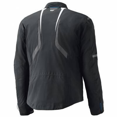 Held Regenjacke Packlite Clip-in GTX Top, schwarz-weiß