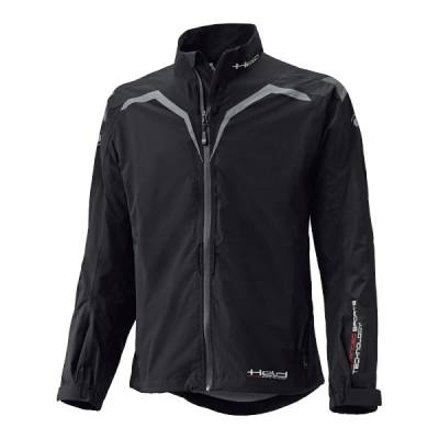 Held Regenjacke Rainblock Top Damen, schwarz-weiß