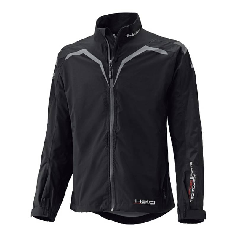 Held Regenjacke Rainblock Top, schwarz-weiß