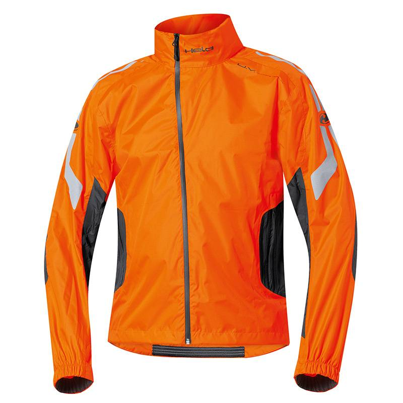Held Regenjacke Wet Tour orange