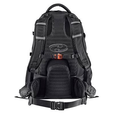 Held Rucksack Adventure Evo, schwarz-neongelb