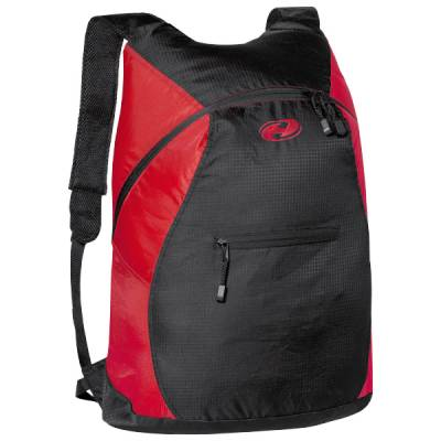 Held Rucksack Maxi-Pack, schwarz-rot