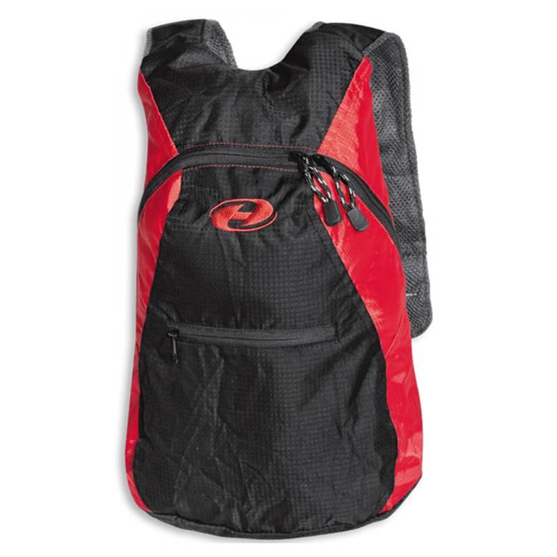 Held Rucksack Mini-Pack, schwarz-rot
