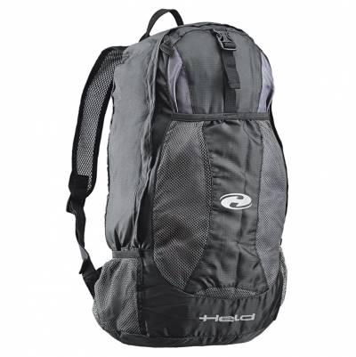 Held Rucksack Stow Backpack, schwarz-grau