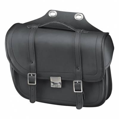 Held Satteltaschen Cruiser Bullet Bag, schwarz, 2x 20 Liter