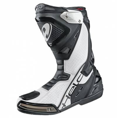 Held Schuhe Epco II, weiß-schwarz