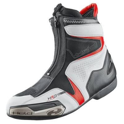 Held Schuhe Short Lap, weiß-schwarz