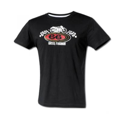 Held T-Shirt 9383 schwarz