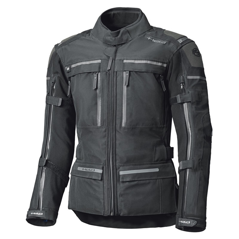 Held Textiljacke Atacama Top GTX, schwarz