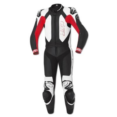 Held Zweiteilige Sportkombi - YAGUSA, schwarz-rot