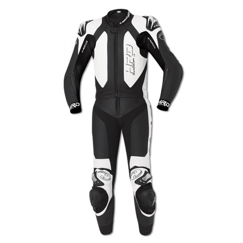 Held Zweiteilige Sportkombi - YAGUSA, schwarz-weiß