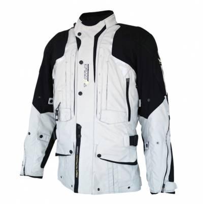 Helite Airbag-Textiljacke Touring 2.0, grau-schwarz