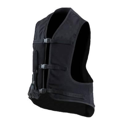 Helite Airbag Weste Airnest, schwarz