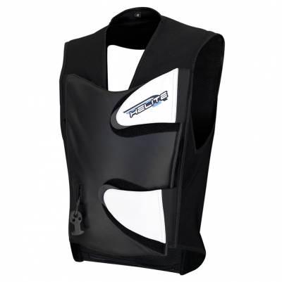 Helite Airbag Weste GP-Air 2, schwarz-weiß