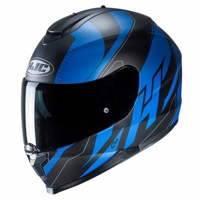 HJC Helm C70 Boltas MC2SF, schwarz-blau matt