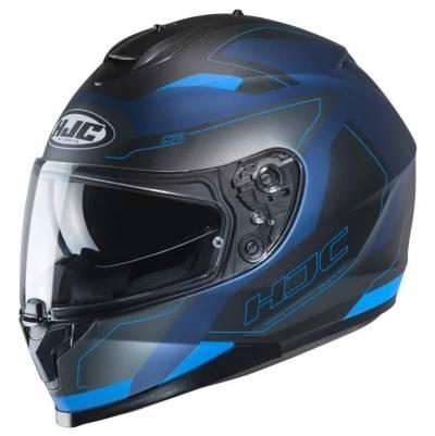 HJC Helm C70 Canex MC2SF, schwarz-blau matt