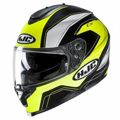 HJC Helm C70 Lianto MC4H, schwarz-gelb-weiß