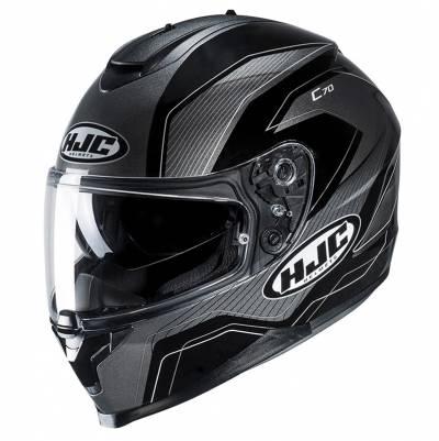 HJC Helm C70 Lianto MC5, schwarz-silber