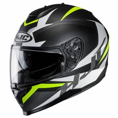 HJC Helm C70 Troky MC4HSF, schwarz-gelb-weiß
