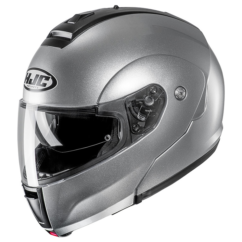 HJC Helm C90 CR Silver, silber