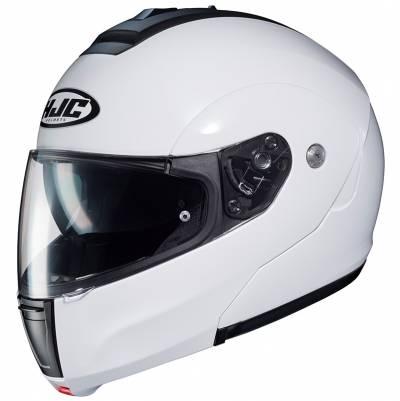 HJC Helm C90 Pearl White, weiß