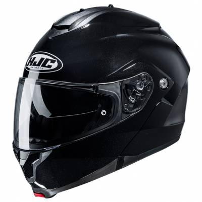 HJC Helm C91 Solid, schwarz
