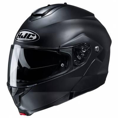 HJC Helm C91 Solid, schwarz matt