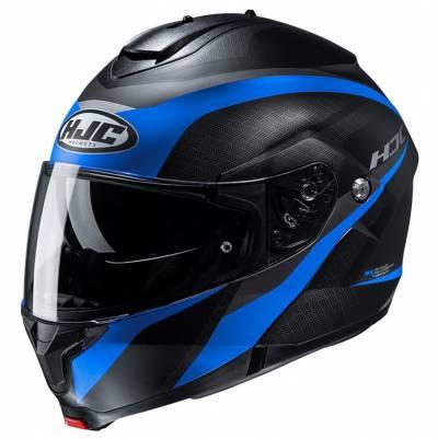 HJC Helm C91 Taly MC2SF, schwarz-blau matt